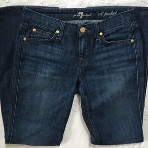 7FAM 7 For All Mankind 'A Pocket' Denim Jean